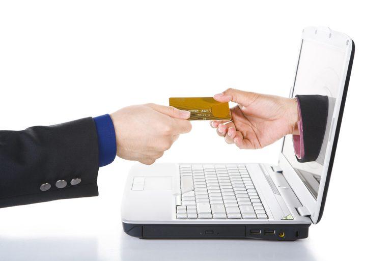Оплата в интернет-магазине