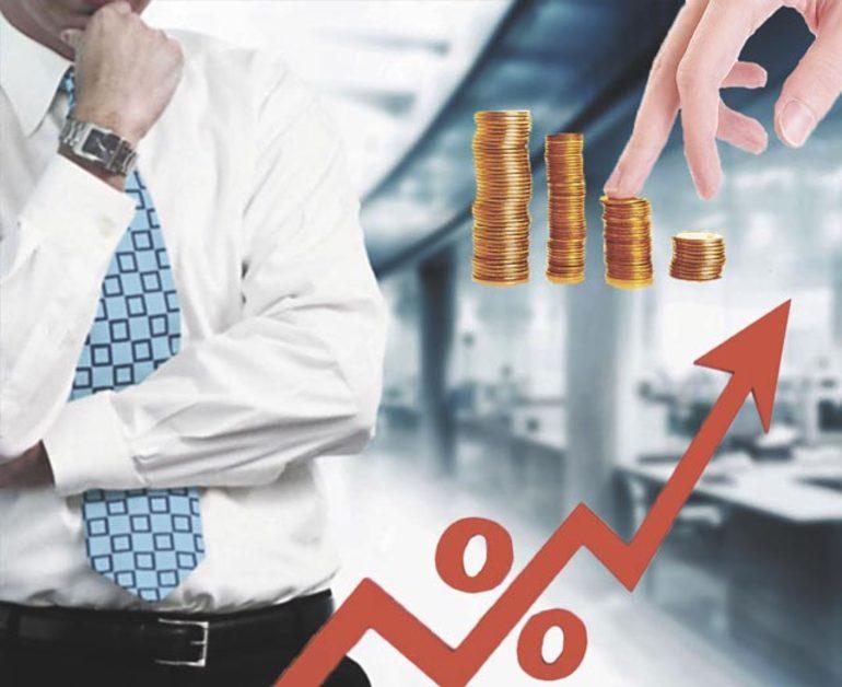 Повышение процентных ставок по вкладам