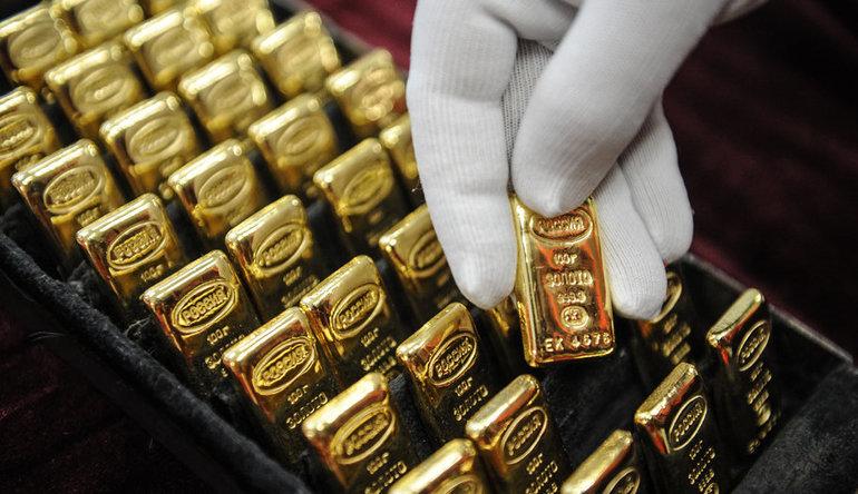 Формирование цены на золото
